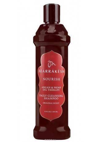 Marrakesh Шампунь Увлажняющий Original, 355 мл biosilk увлажняющий шампунь 355 мл