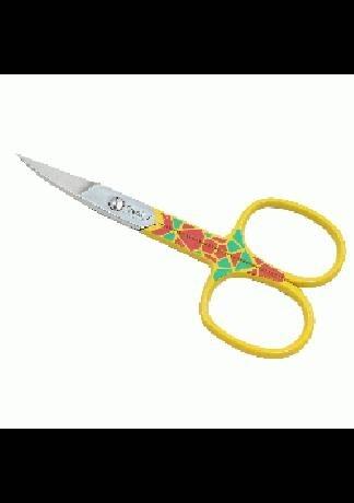 Mars Ножницы для Ногтей, Дизайнерская Ручка, Изогнутое Лезвие, Размер 3.5