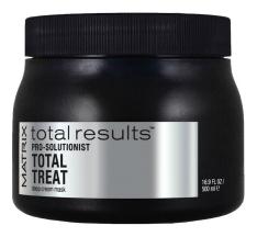 MATRIX Крем-Маска Total Results PRO Solutionist для Глубокого Ухода За Волосами, Тотал Трит 500 мл