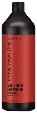 цена на MATRIX Шампунь  Total Results So Long Damage для Волос Восстанавливающий Соу Лонг Дэмэдж, 1000 мл