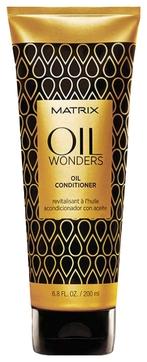 MATRIX Кондиционер с Маслом Оил Вандерс, 200 мл matrix кондиционер с маслом oil wonders 200 мл
