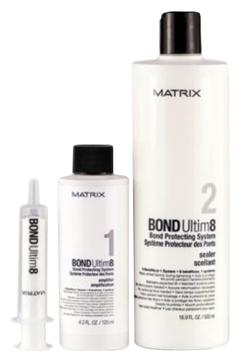 MATRIX Набор Bond Ultim8 Бонд Ультим 8 на 21 аппликацию, Шаг 1 125 мл+ Шаг 2 500 мл