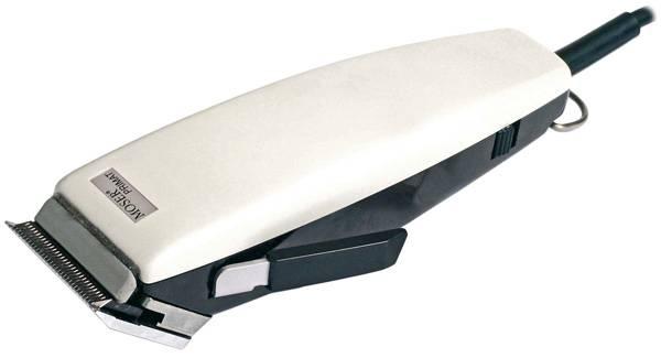 MOSER Машинка для Стрижки Волос PRIMAT+ Насадка №1,3 Белая moser машинка для стрижки волос primat насадка 1 3 металл