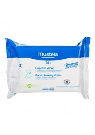 Mustela Салфетки Очищающие для Лица №25 Бебе салфетки очищающие для лица 25 mustela bebe ежедневная гигиена
