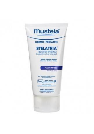 Mustela Гель Очищающий Защитный Стелатрия, 150 мл mustela gel lavant doux