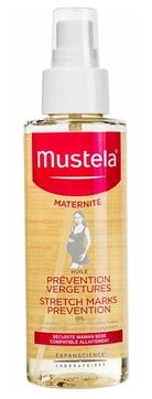 Mustela Масло Maternite Prevention Vergetures для Профилактики Растяжек, 105 мл масло weleda для профилактики растяжек юлмарт