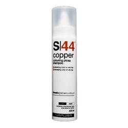 Napura Шампунь Copper S44 Оттеночный, 200 мл napura шампунь активатор stamigen s00 200 мл