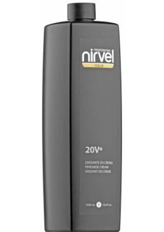 Nirvel Professional Окислитель Кремовый 20Vº (6%), 1000 мл