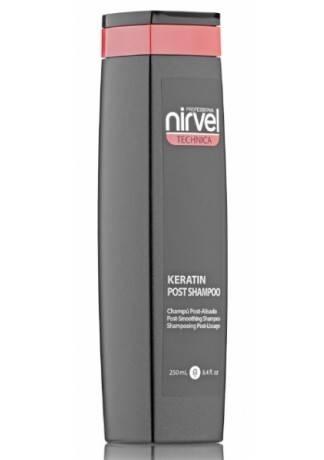 Nirvel Professional Кератиновый Шампунь SHAMPOO POST №5, 250 мл цена 2017