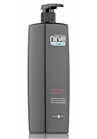 Nirvel Professional Шампунь для Окрашеных Волос COLOR CARE SHAMPOO, 1000 мл шампунь для волос h brush special care shampoo 300 мл
