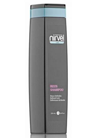 Nirvel Professional Шампунь для Вьющихся Волос RIZOS SHAMPOO, 250 мл rizos gel гель для вьющихся волос 250 мл