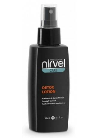 Nirvel Professional Лосьон Detox Lotion против Себореи Пурхоти, 150 мл шампунь от себореи головы