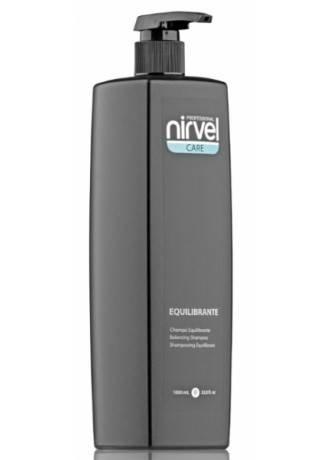 Nirvel Professional Шампунь Balancing Shampoo для Чувствительной Кожи Головы, 1000 мл кожа стала чувствительной
