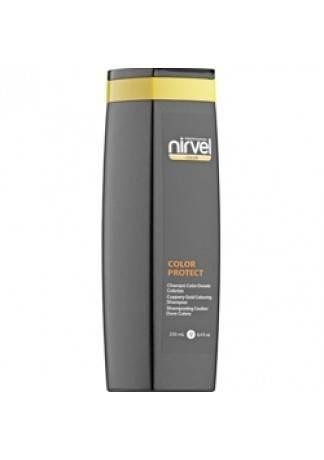 Nirvel Professional Оттеночный Шампунь Медно-Золотистый COPPERGOLD, 250 мл