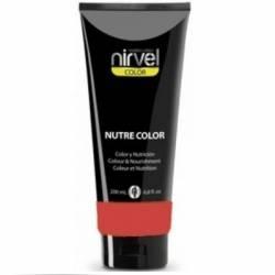 Nirvel Professional Питательная Гель-Маска Цвет Коралл NUTRE COLOR CORAL, 200 мл