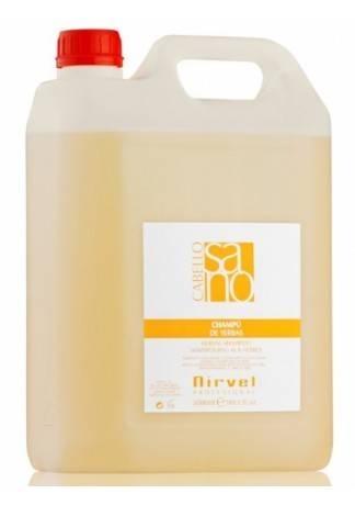 Nirvel Professional Шампунь для Глубокого Очищения SHAMPOO HERBAL, 5000 мл