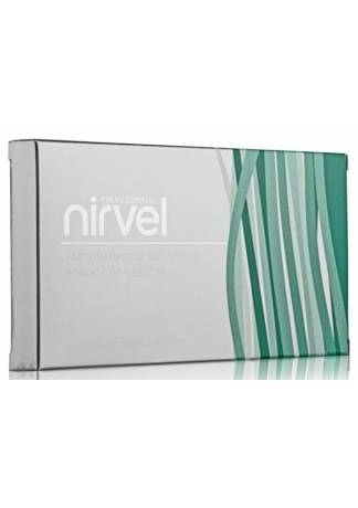 Nirvel Professional Ампулы против Выпадения Волос с Плацентой HAIR LOSS CONTROL PLACENTA, 6*9 мл