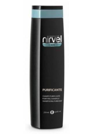 Nirvel Professional Шампунь против Жирной Кожи Головы PURYFING SHAMPOO, 250 мл шампунь против грибка кожи головы цена