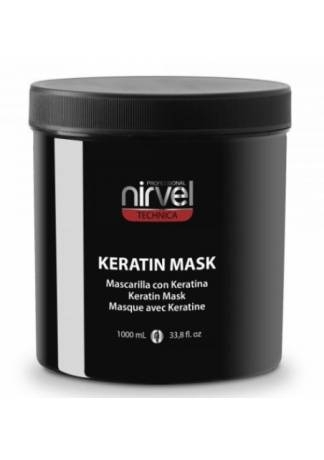 Nirvel Professional Кератиновая Маска MASK №6, 1000 мл цена