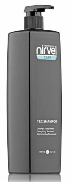 Nirvel Professional Шампунь Tec Shampoo + Biotin Укрепляющий, 1000 мл jason шампунь biotin