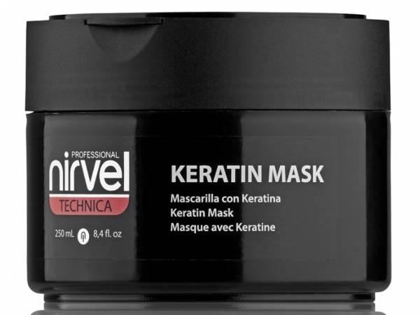 Nirvel Professional Кератиновая Маска MASK №6, 250 мл цена