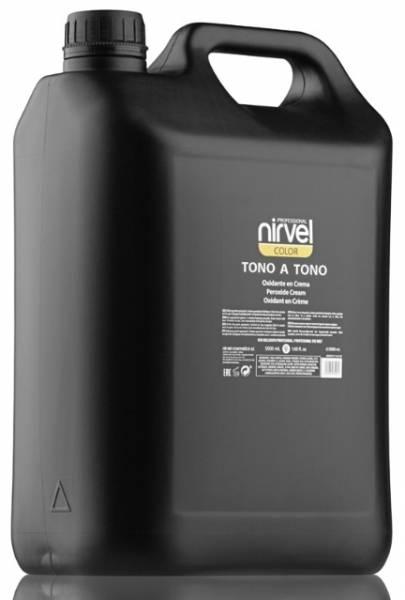 Nirvel Professional Окислитель Peroxide Cream 10Vº Tono a Кремовый (3%), 5000 мл