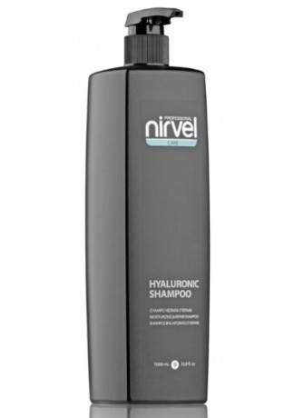Nirvel Professional Шампунь с Гиалуроновой Кислотой HYALURONIC SHAMPOO, 1000 мл цена