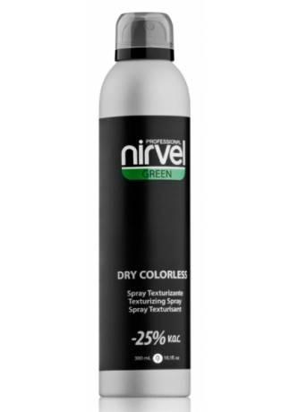 Nirvel Professional Текстурирующий Спрей для Волос Бесцветный DRY COLORLESS, 300 мл