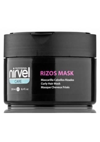 Nirvel Professional Маска для Вьющихся Волос RIZOS MASK, 250 мл rizos gel гель для вьющихся волос 250 мл