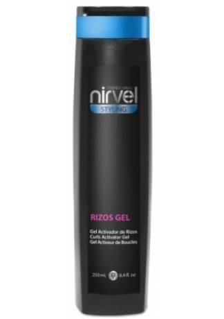 Nirvel Professional Гель для Вьющихся Волос RIZOS GEL, 250 мл nirvel rizos gel гель для вьющихся волос 250 мл