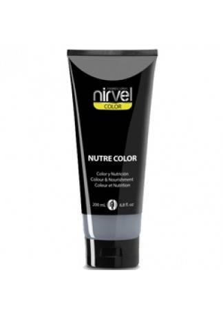 Nirvel Professional Питательная Гель-Маска Цвет Серебристая NUTRE COLOR SILVER, 200 мл