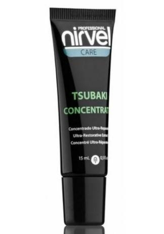 Nirvel Professional Концентрат для Восстановления Волос TSUBAKI, 3*15 мл