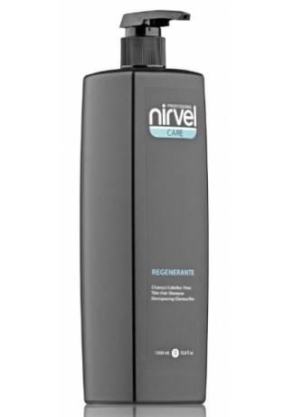 Nirvel Professional Шампунь Regenerating Shampoo Volume Up для Тонких Волос, 1000 мл nirvel professional маска для тонких волос regenerating mask 250 мл
