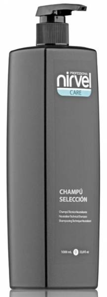 Nirvel Professional Шампунь После Окрашивания SHAMPOO NEUTRALISING, 1000 мл цены