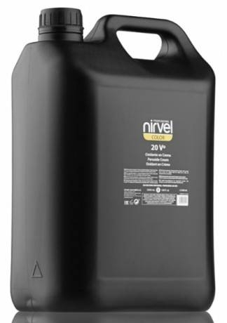 Nirvel Professional Окислитель Кремовый 20Vº (6%), 5000 мл