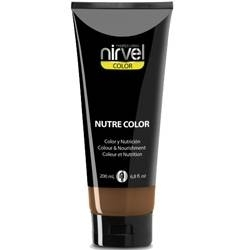 Nirvel Professional Питательная Гель-Маска Цвет Медная NUTRE COLOR DARK COPPER, 200 мл