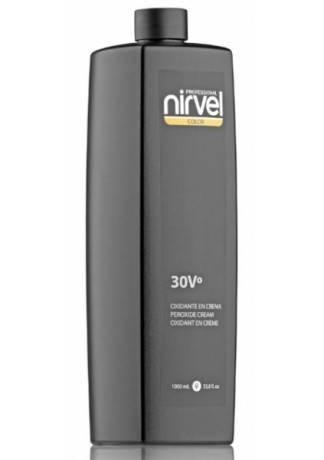 Nirvel Professional Окислитель Peroxide Cream Кремовый 30Vº (9%), 1000 мл цена