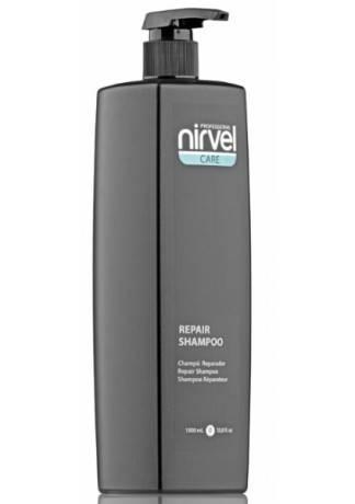 Nirvel Professional Шампунь для Сухих и Поврежденных Волос REPAIR SHAMPOO, 1000 мл недорого