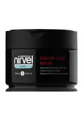 Nirvel Professional Маска Color Care Mask для Окрашенных Волос, 250 мл маска для окрашенных волос cosmetics smart care protect color save color mask маска 1000мл