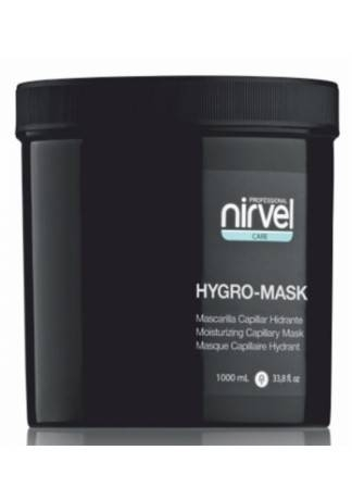 Nirvel Professional Капиллярная Маска Увлажняющая HYDRO-MASK, 1000 мл guerlain super aqua mask увлажняющая маска super aqua mask увлажняющая маска
