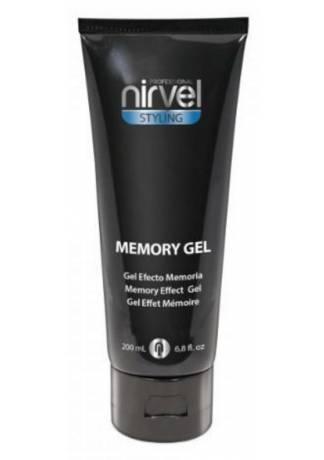 купить Nirvel Professional Гель для Укладки Волос с Эффектом Запоминания MEMORY EFFECT GEL, 200 мл по цене 718 рублей