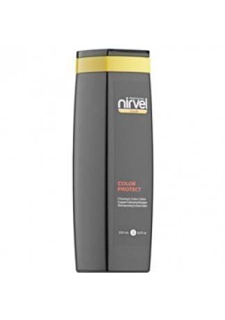 Nirvel Professional Шампунь Shampoo Color Copper Оттеночный Медный, 250 мл