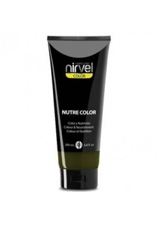 Nirvel Professional Питательная Гель-Маска Цвет Зеленая NUTRE COLOR GREEN, 200 мл