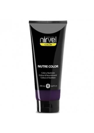 Nirvel Professional Питательная Гель-Маска Цвет Фиолетовая NUTRE COLOR VIOLET, 200 мл