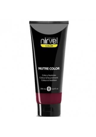 Nirvel Professional Питательная Гель-Маска Цвет Гранатовая NUTRE COLOR GARNAT RED, 200 мл