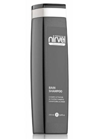 Nirvel Professional Шампунь против Старения Волос LONGEVITY BAIN SHAMPOO, 250 мл nirvel professional шампунь для натуральных волос daily shampoo 250 мл