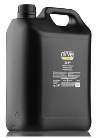 Nirvel Professional Окислитель Peroxide Cream Кремовый 30Vº (9%), 5000 мл цена