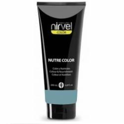 Nirvel Professional Питательная Гель-Маска Цвет Бирюзовая NUTRE COLOR TURQUOISE, 200 мл