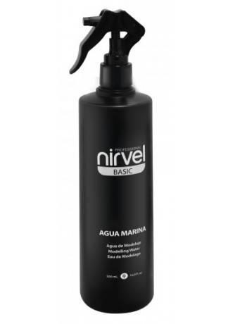Nirvel Professional Солевой Спрей для Моделирования Волос Agua Marina, 500 мл все цены