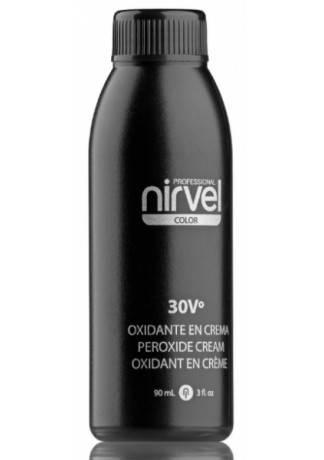 Nirvel Professional Окислитель Peroxide Cream Кремовый 30Vº (9%), 90 мл цена